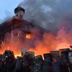 آیا اوکراین به سمت انقلاب و یا جنگ داخلی پیش می رود?