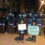 حمله پلیس ترکیه به پناه جویان معترض افغان جلوی دفتر سازمان ملل متحد