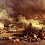 در ارتباط با نوع و شکلِ انقلاب شورشی و خشونت آمیز