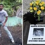 صدای تپش قلب شکسته حمید خزایی پناهجوی ایرانی در جزیره مانوس از کدام سینه باید شنیده شود؟
