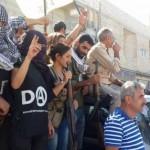 Les anarchistes au secours du Kurdistan syrien