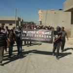Turkish anarchists in Syria to support Kurdish people