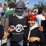 حمایت از کردها توسط آنارشیستهای ترکیه در منطقه کوبانی سوریه
