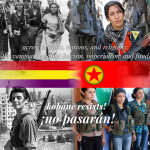 ROJAVA, Kobani, By an Anarchist from Philippine