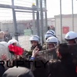 حمله پلیس و دولت جدید یونان به تجمع آنارشیست های معترض به کمپ های پناهندگی