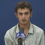 """خطر اعدام قریبالوقوع """"سامان نسیم """"زندانی سیاسی که در ۱۷ سالگی دستگیر شده است"""