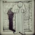 «خنده به ریشِ دیوارها» برای محمدرضا عالی پیام