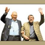 گراس خطاب به کمال: «ما دو نویسنده روستایی هستیم که در پایتخت بزرگ نشدهایم…»