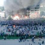 اپوزیسیون می بایست عملا از مردم مهاباد حمایت کنند.اکنون وقت آغاز عملیات پژاک و تمام نیروهای اپوزیسیون علیه رژیم متجاوز است