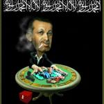 کارتون:اردوغان همۀ قدرت را می خواهد!