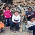 """گزارشی از """"بیمسوولیتی و بیتفاوتی"""" در قبال ۷ کودک قربانی مین در روستای نشکاش مریوان"""