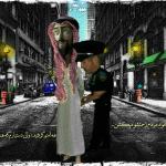 کارتون: امام زمان در نیویورک دستگیر شد!