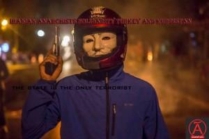 iranian anarchist