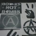 عکس های مربوط به فعالیت آنارشیست ها در ایران