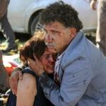 اخبار و ویدئو های مربوط به انفجارهای تروریستی امروز آنکارا که ۸۶ کشته و ۱۸۶ زخمی بر جای گذاشت