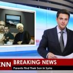 فتوکاتور: پدر و مادری پسر خود را در سوریه یافتند