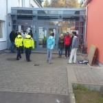 اعتصاب تعدادی از پناهجویان ایرانی در کمپ روتنبورگ آلمان