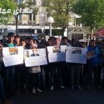 فراخوان به تجمع و تظاهرات اعتراضی پناهجویان در شهر هامبورگ آلمان ۰۷٫۱۱٫۲۰۱۵