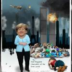 کارتون: صدر اعظم دنیای آزاد از دید مجله تایم