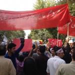 امروز پنجشنبه تجمع درتهران و راهپیمایی در چند شهر کردستان در اعتراض به سرکوب کرد ها توسط دولت ترکیه