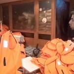 یک کارگاه تولید صدها جلیقه نجات تقلبی برای فروش به پناهجویان در ترکیه کشف شد