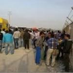 بازداشت ۱۰ کارگر معترض عسلویه توسط پلیس، به جای پرداخت مزد