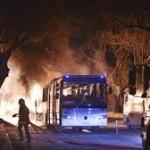 انفجار ناشی از بمبگذاری در خودروی سربازان ارتش ترکیه در آنکارا حداقل ۲۸ کشته و ۶۱ زخمی به جا گذاشت