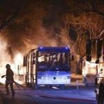 انفجار مهیب آنکارا دست کم ۳۴ نفر کشته و ۱۲۵ نفر مجروح برجای گذاشت