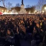 جنبش «خیزش شبانه» فرانسه برای دهمین شب پیاپی برگزار شد : بازی تمام شد، مردم بیدار شدند
