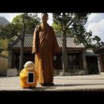 رُبات راهب تلفیق دین و دانش یا تکنولوژی در جهت فریب و تحمیق توده ها با اشاعه خرافات مذهبی