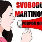 PODPOŘ MARTINA V JEHO PROTESTNÍ HLADOVCE VE VĚZENÍ! POŠLI NÁM PRO NĚJ SOLIDÁRNÍ VZKAZ!