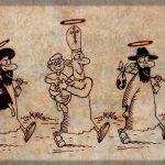 کاریکاتور: ادیان و کودک آزاری