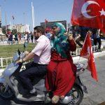 در سال ۲۰۱۵ دست کم ۲۸۴ زن در ترکیه به دلایل ناموسی کشته شدهاند