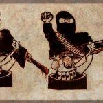 کاریکاتور : ذات اسلام یکی است