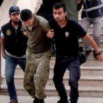 شمار بازداشت شدگان کودتای ترکیه به بیش از ۱۶ هزار نفر رسید