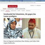 رسوایی جنسی دو نفر از رهبران اسلامگرای افراطی و معروف مذهبی در مراکش