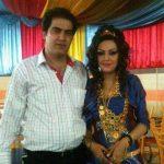 عکس بهنام پیرکوزادگان و همسرش ملوک نوری ، ۲ شهروند کرد که امروز همراه با ۶ نفر دیگر در ارومیه اعدام شدند