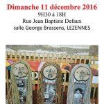 نمایشگاه هنرهای بازیافتی , کارهای پرویز لک در روز یکشنبه ۱۱ دسامبر ۲۰۱۶