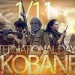 روز اول نوامبر مصادف است با روز وگان و روز جهانی کوبانی