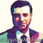 دستگیری رهبران حزب اتحاد دمکراتیک خلقها محکوم است !!