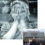 پریزیدنت و مجسمه آزادی