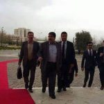 دادگاهی در ترکیه حکم دستگیری صالح مسلم و ۴٧ تن دیگر را صادر کرد
