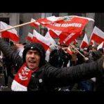 راهپیمایی ده ها هزار ناسیونالیست لهستانی روز جمعه در خیابان های ورشو