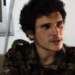 مرگ مشکوک یا خودکشی «شورش جوان ۲۴ ساله» بعد از بازگشت از روژاوا بە کاتالان اسپانیا
