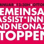 توقف راهپیمایی نازی ها در کلن شنبه ساعت ۱۳٫۳۰