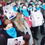 ویدئو اولین آکسیون جنبش « فری درام» در حمایت از اعتصاب غذاى زندانیان سیاسى روز ۳ شنبه ۳ ژانویه مقابل کلیساى جامع کلن (دم)