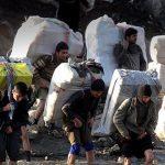 ۱۶ کولبر در سردشت گرفتار بهمن شدند که متاسفانه ۴ تن از این کولبران جان باختند
