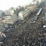 ده ها ویدئو و عکس همراه با گزارشی از حضور ۳ طیف سیاسی به بهانه مراسم هاشمی رفسنجانی