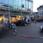 حمله با خودرو به عابران در شهر هایدلبرگ آلمان