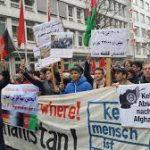 ۳۲ پناهجوی افغان در معرض اخراج از دست پلیس آلمان گریخته اند